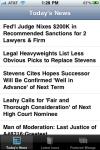 ABA Journal for iPhone/iPad screenshot 1/1