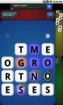 Wooords word game screenshot 2/6