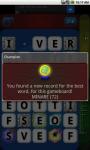 Wooords word game screenshot 6/6