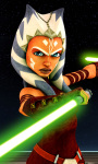 Star Wars Clone Wars Live Wallpaper screenshot 1/5