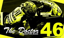 Valentino Rossi 46 MotoGP 2014 Wallpaper screenshot 1/6