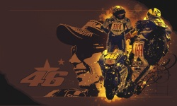 Valentino Rossi 46 MotoGP 2014 Wallpaper screenshot 2/6