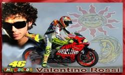 Valentino Rossi 46 MotoGP 2014 Wallpaper screenshot 6/6