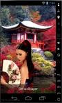 Vietnamese Girl Live Wallpaper screenshot 1/2