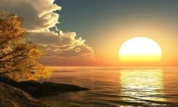 HD Sun Rise Live Wallpaper screenshot 3/6
