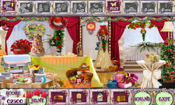 Free Hidden Object Games - Wedding Hall screenshot 3/4