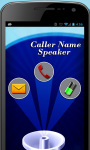 Caller Name Speaker Free screenshot 1/4