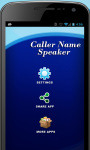 Caller Name Speaker Free screenshot 2/4