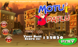 Motu Patlu Game screenshot 1/4