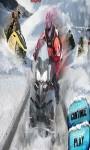 Snowmobile Racing screenshot 1/4