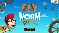 Fly Worm Fly screenshot 1/6