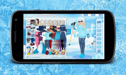 frozen dressupgame elsa HD screenshot 4/4