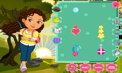 Dora The Explorer Girl screenshot 2/4
