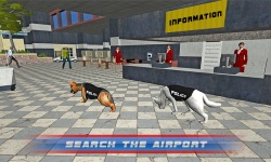Cop Dog Sniffing Simulator screenshot 2/4