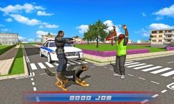 Cop Dog Sniffing Simulator screenshot 3/4