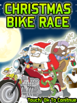 Christmas Bike Race screenshot 1/3