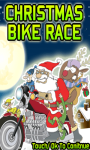 Christmas Bike Race screenshot 2/3