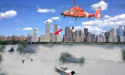 Army Helicopter Flood Rescue screenshot 2/2