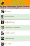 Cricket Commentators screenshot 2/3