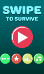 Swipe to Survive screenshot 1/6