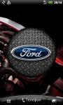 Ford Logo 3D Live Wallpaper screenshot 1/6