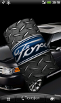Ford Logo 3D Live Wallpaper screenshot 4/6