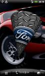 Ford Logo 3D Live Wallpaper screenshot 5/6