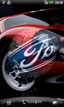 Ford Logo 3D Live Wallpaper screenshot 6/6