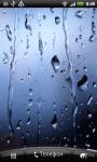 Water on the glass Live Wallpaper screenshot 1/2