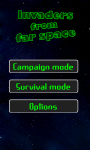 Invaders from far Space screenshot 1/6