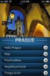 Lonely Planet Prague City Guide screenshot 1/1