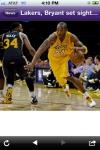 HoopNews - LA Lakers Basketball Fans screenshot 1/1