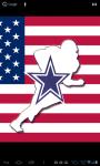 Dallas Cowboys 3D Live Wallpaper FREE screenshot 1/6