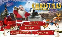Free Hidden Objects Game - Christmas Twilight screenshot 1/4