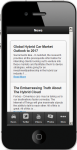 Hybrid Car Information screenshot 2/5