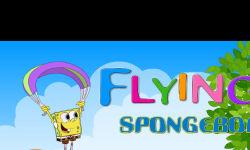 Flying Sponge Bob screenshot 1/4