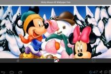Micky Mouse HD wallpaper free screenshot 2/3