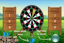 Darts Shooting Games screenshot 2/4