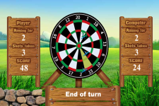 Darts Shooting Games screenshot 3/4