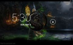 Mortal Kombat 3D Live Wallpaper screenshot 2/5