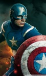 The Movie Captain America HD Wallpaper screenshot 1/6