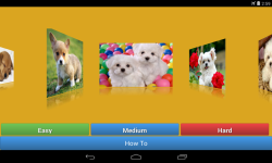 Dogs jigsaw puzzle game	 screenshot 1/6