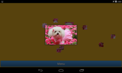 Dogs jigsaw puzzle game	 screenshot 3/6