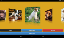Dogs jigsaw puzzle game	 screenshot 6/6