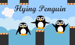 Flying Penguin - Free screenshot 1/6