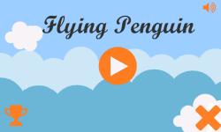 Flying Penguin - Free screenshot 2/6