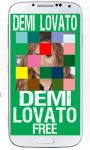 Demi Lovato Puzzle Games screenshot 2/6