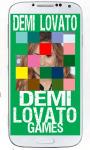 Demi Lovato Puzzle Games screenshot 3/6