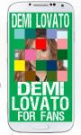 Demi Lovato Puzzle Games screenshot 6/6