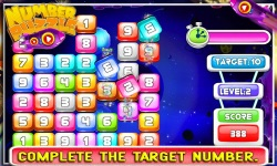 Number Puzzle gamess screenshot 2/3
